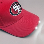 San-Francisco-49Er's-Flashing-Cap